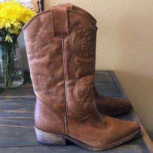 Aldo Western boot
